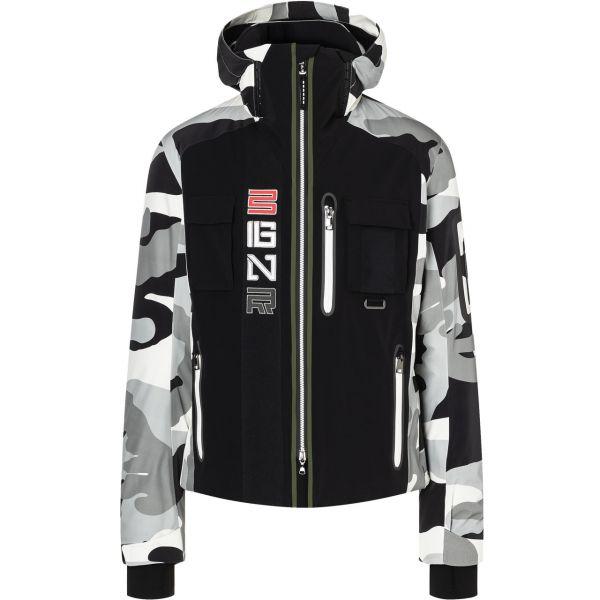 Bogner Men Team Jacket BRIAN black comouflage