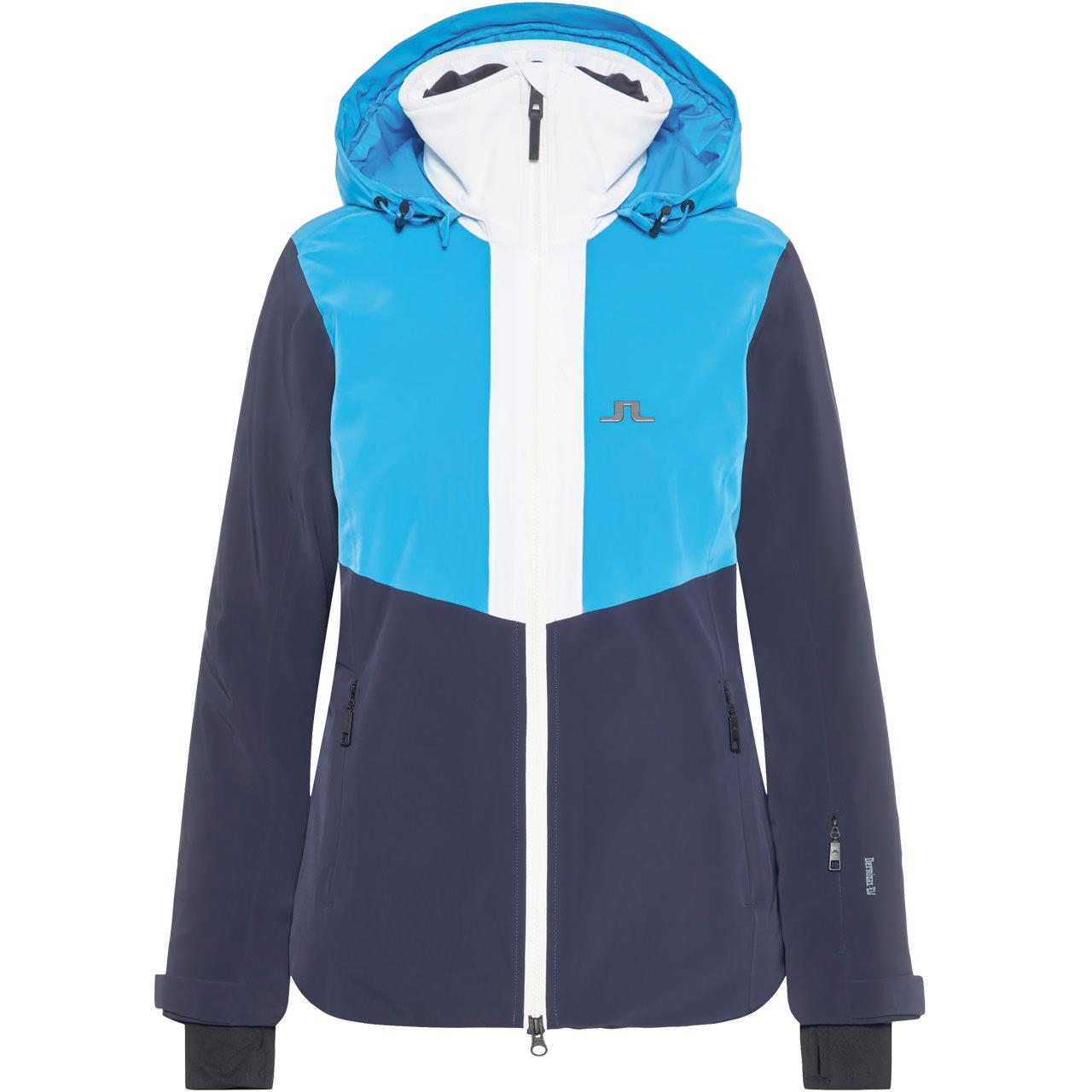 J.Lindeberg Women Jacket GAB fancy bluenavy