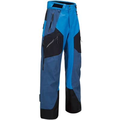 Peak Performance men heli gravity pants multi colour blue 2016/2017