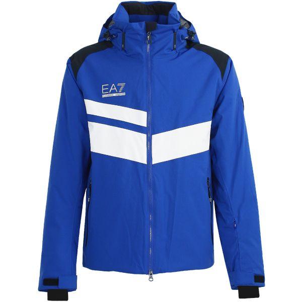 4aba1891d836 EA7 Emporio Armani Men Ski Jacket mazarine blue - günstig kaufen bei ...