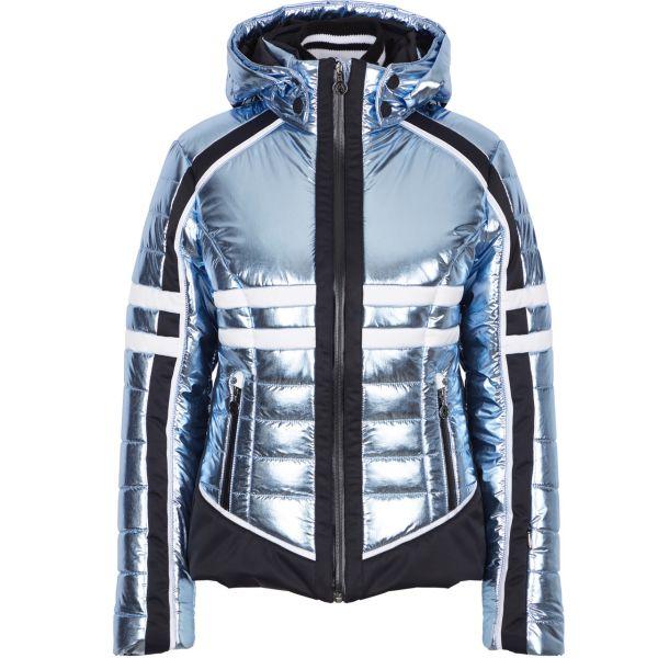 Sportalm Women Jacket 2197093 dream blue metalic
