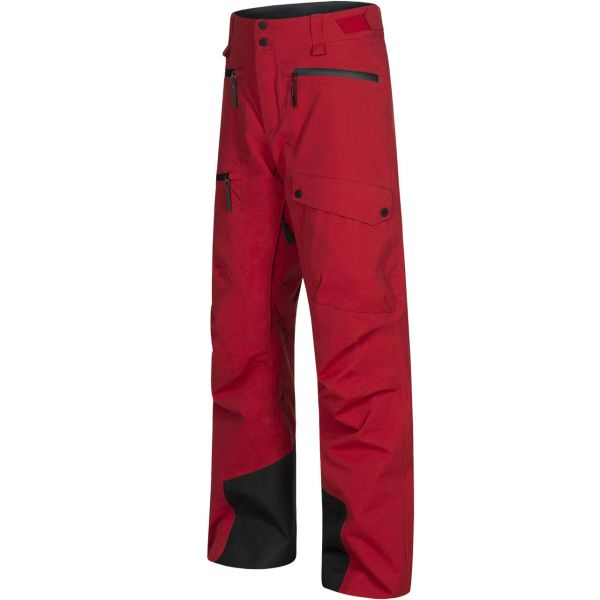 Peak Performance Men Pants KIRKWOOD dark chilli *