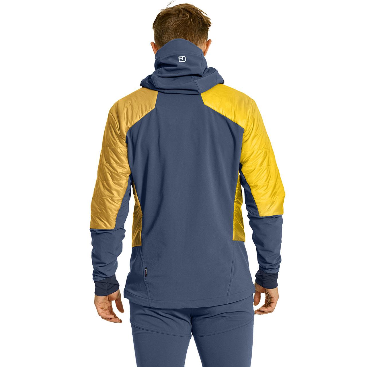 Ortovox Men Jacket PIZ PALÜ yellowstone