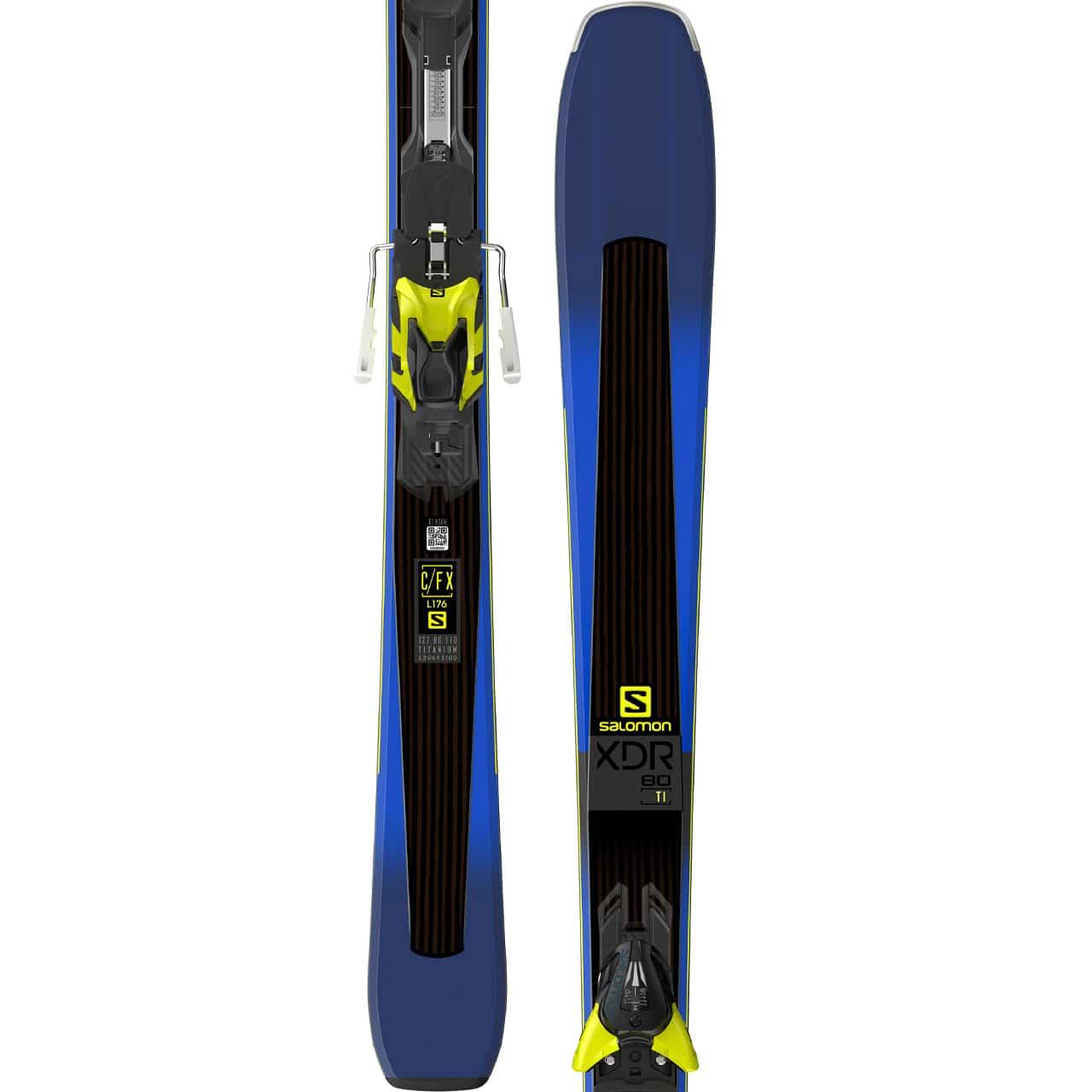 salomon all mountain ski allround ski g nstig online kaufen. Black Bedroom Furniture Sets. Home Design Ideas